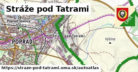 ikona Mapa autoatlas  straze-pod-tatrami