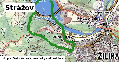 ikona Mapa autoatlas  strazov
