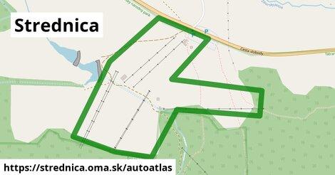 ikona Mapa autoatlas  strednica