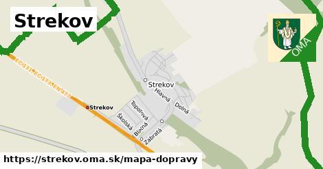 ikona Mapa dopravy mapa-dopravy  strekov