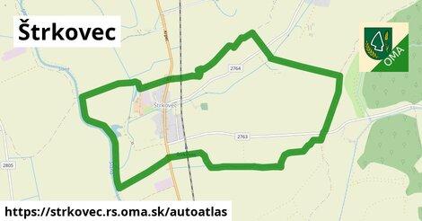 ikona Mapa autoatlas  strkovec.rs