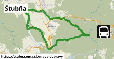 ikona Mapa dopravy mapa-dopravy  stubna
