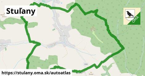 ikona Mapa autoatlas  stulany