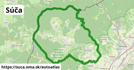 ikona Mapa autoatlas  suca