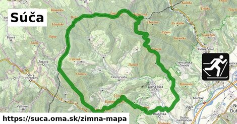 ikona Zimná mapa zimna-mapa  suca