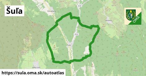 ikona Mapa autoatlas  sula