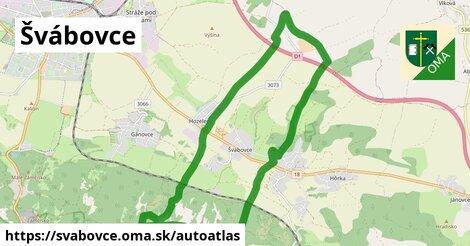 ikona Mapa autoatlas  svabovce