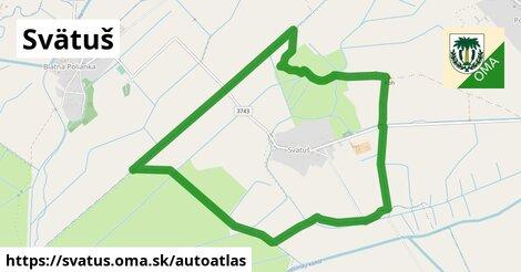 ikona Mapa autoatlas  svatus