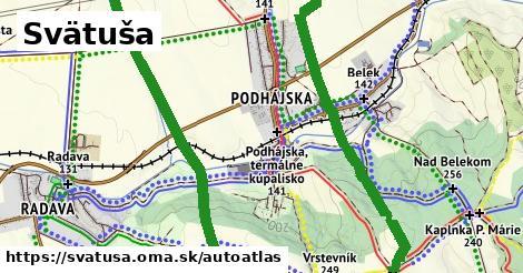 ikona Mapa autoatlas  svatusa
