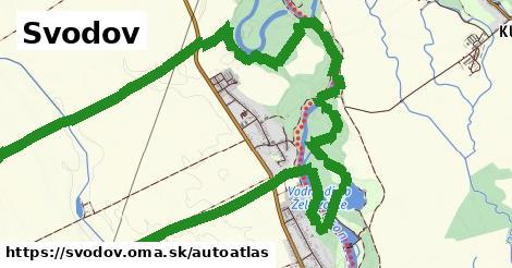 ikona Mapa autoatlas  svodov
