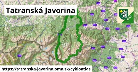 ikona Cykloatlas cykloatlas  tatranska-javorina
