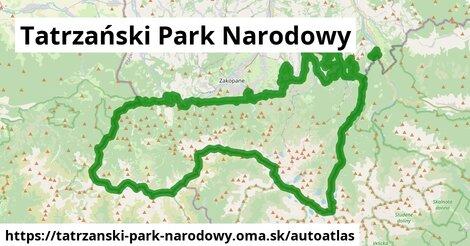 ikona Mapa autoatlas  tatrzanski-park-narodowy