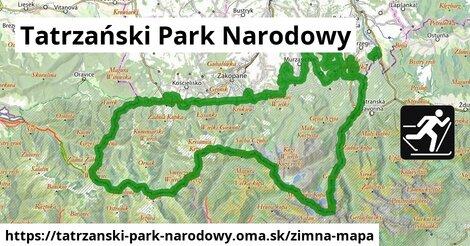 ikona Zimná mapa zimna-mapa  tatrzanski-park-narodowy