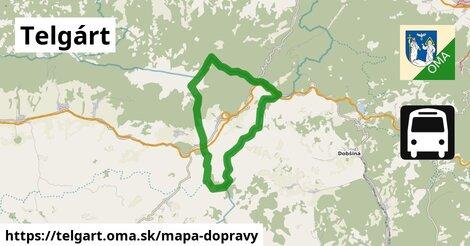 ikona Mapa dopravy mapa-dopravy v telgart