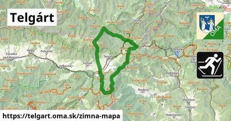 ikona Zimná mapa zimna-mapa  telgart