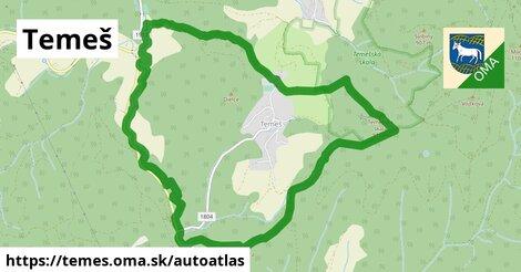 ikona Mapa autoatlas  temes