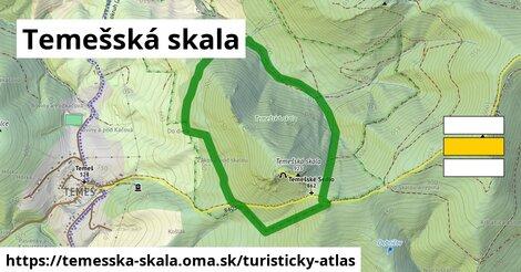 ikona Turistická mapa turisticky-atlas  temesska-skala