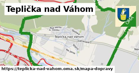 ikona Mapa dopravy mapa-dopravy v teplicka-nad-vahom