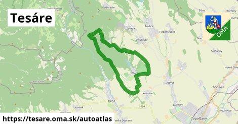 ikona Mapa autoatlas  tesare