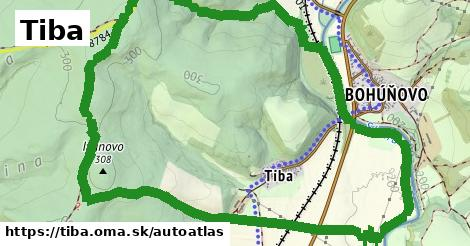 ikona Mapa autoatlas  tiba