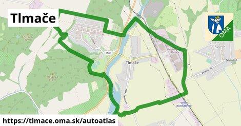 ikona Mapa autoatlas  tlmace