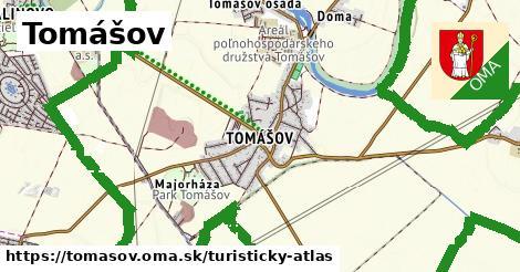 ikona Turistická mapa turisticky-atlas  tomasov