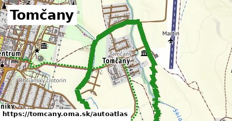 ikona Mapa autoatlas  tomcany