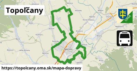ikona Mapa dopravy mapa-dopravy  topolcany