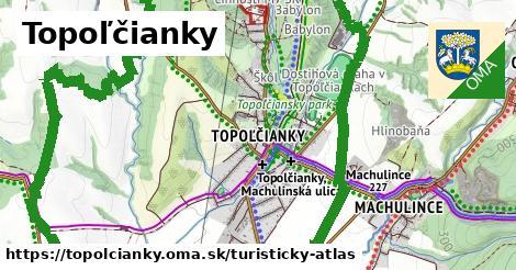 ikona Turistická mapa turisticky-atlas  topolcianky