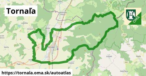 ikona Mapa autoatlas  tornala