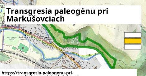 ikona Turistická mapa turisticky-atlas  transgresia-paleogenu-pri-markusovciach