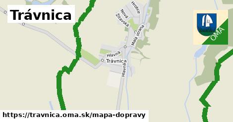 ikona Mapa dopravy mapa-dopravy  travnica