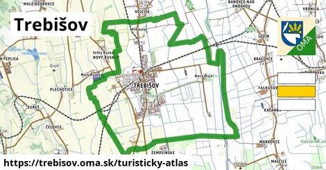 ikona Turistická mapa turisticky-atlas  trebisov