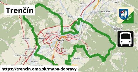 ikona Mapa dopravy mapa-dopravy  trencin