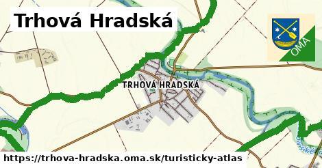 ikona Turistická mapa turisticky-atlas  trhova-hradska