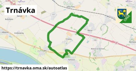 ikona Mapa autoatlas  trnavka