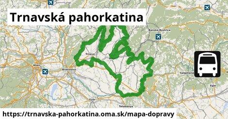 ikona Mapa dopravy mapa-dopravy  trnavska-pahorkatina