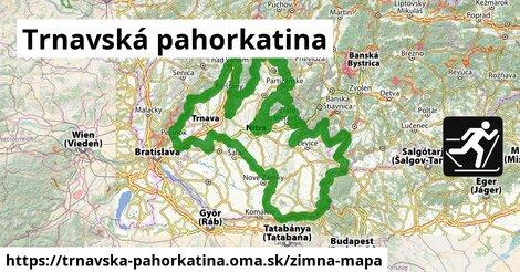 ikona Zimná mapa zimna-mapa  trnavska-pahorkatina