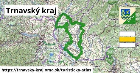 ikona Turistická mapa turisticky-atlas  trnavsky-kraj