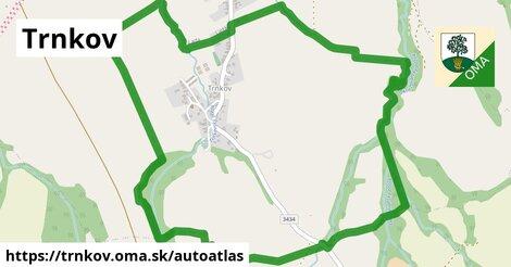 ikona Mapa autoatlas  trnkov