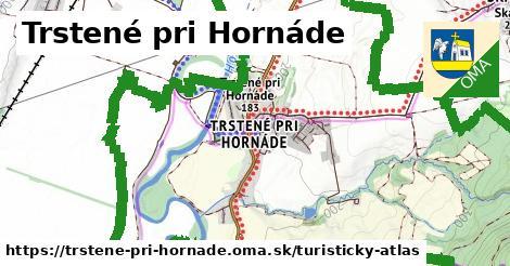 ikona Turistická mapa turisticky-atlas  trstene-pri-hornade