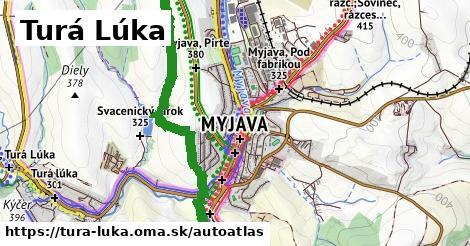 ikona Mapa autoatlas  tura-luka