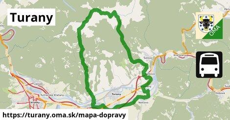 ikona Mapa dopravy mapa-dopravy  turany