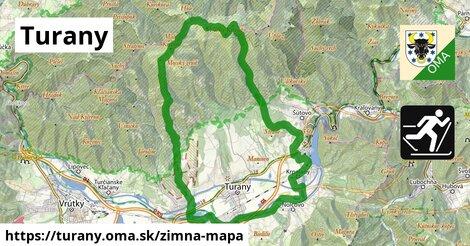 ikona Zimná mapa zimna-mapa  turany