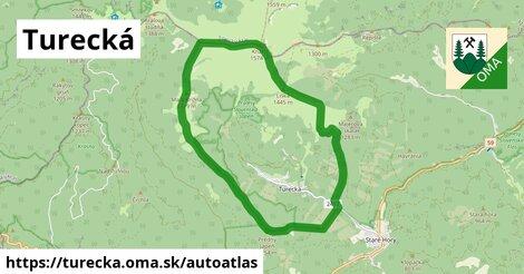 ikona Mapa autoatlas  turecka