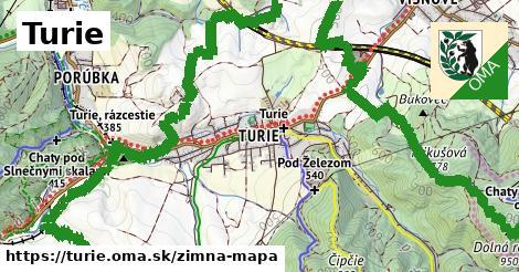 ikona Zimná mapa zimna-mapa  turie