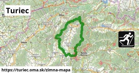 ikona Zimná mapa zimna-mapa  turiec