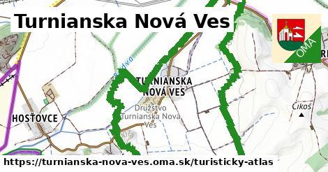 ikona Turistická mapa turisticky-atlas  turnianska-nova-ves