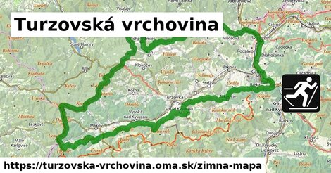 ikona Zimná mapa zimna-mapa  turzovska-vrchovina