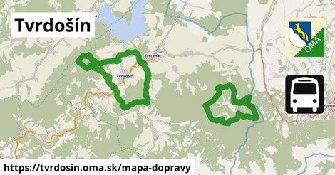 ikona Mapa dopravy mapa-dopravy  tvrdosin